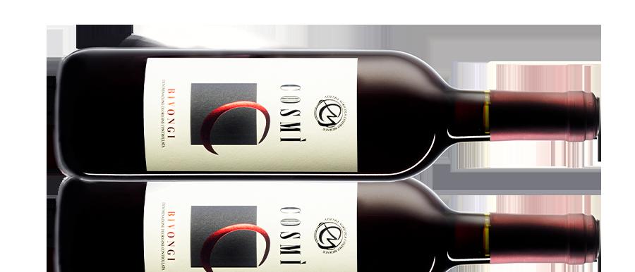 Cosmì Vino Rosso BIVONGI D.O.C.