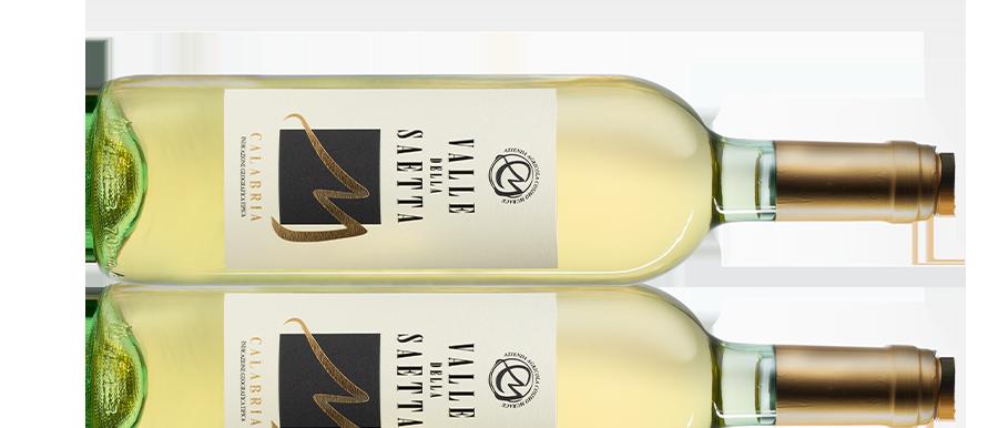 Valle della Saetta Vino Bianco BIVONGI D.O.C.